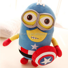 Hot sale sex china animal toy pictures plush dog soft minion toys for sales cheap QFDT-1508