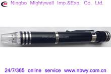 1LED pen flashlight with screwdriver