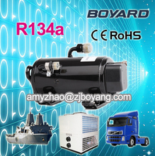 portable ac for backpack with boyard horizontal dc compressor