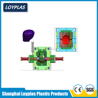 China custom cheap plastic injection mouse
