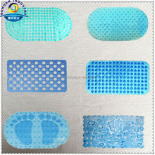 Non Slip Bath Mat Floor Pads In Bathroom