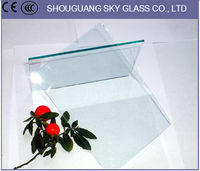 1.0mm, 1.3mm, 1.5mm, 1.8mm, 2.0mm, 3mm Clear Sheet Glass Use In Photo Frame, Decorative