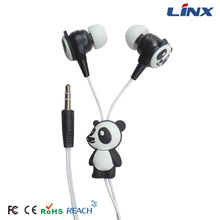 3d silicone earphone rubber cover