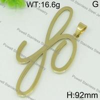 Wealthy style gold color laser cut acrylic pendants