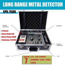 Underground Metal Detector Mine Detector EPX7500,Deep Depth Long Range Metal Detector EPX-7500