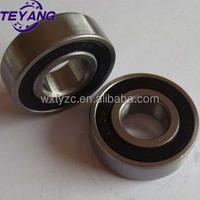 Motorcycle bearing 6203 2RS, Deep groove ball bearing