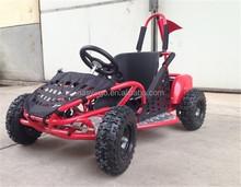 2015 new 1000w 36v 4 wheeler go kart body for kids with CE certificate