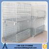 Galvanized Steel Mesh Pallet Cage