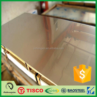 0.8mm thickness 304 cold rolled stainless steel sheet
