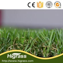 pp+non woven fabric +optional net artificial grass manufacturer