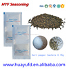 OEM Packet Spices Powder 0.8g Salt and 0.1g Pepper Powder Packet