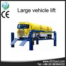 heavy truck wheel lift CWHD10-W hydraulic crane