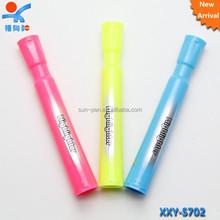 2015 novelty stationery highlighter plastic pen