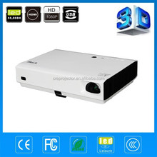 CRE X3000 Very Excellent Performance 3000 Lumens LED Video Projector For Home, School, Party, Meeting