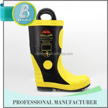 Hot selling Rubber safety shoe