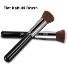Professional Customized Makeup Brushes Logo/Flat Top Kabuki Brush/Foundation Brush