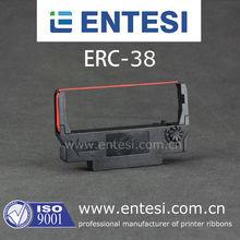 ERC30 ERC34 ERC38 black/red ribbon cartridge