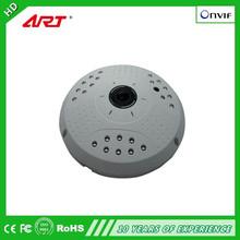 2014 new 2.0-megapixel 1080P Fisheye 360 viewerframe Supports TF card record 360 viewerframe mode ip camera
