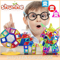40 pcs Fantastic Eco-Friendly DIY Toy Permanent Magnetic Construction Toy For Kids
