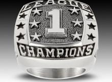 custom made baseball championship rings for baseball player