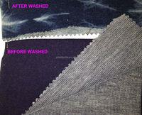 cotton spandex denim knitted fabric