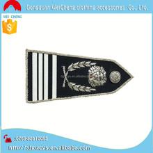 Manufactuerer Quality US Army Royal Navy Custom Epaulette Shoulder Boards
