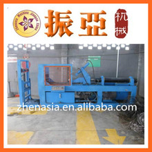 used tire recycling machine/tire drawing machine