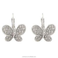 fashion jewelry ebay thailand wholesale jewelry big beautiful butterfly dangle earrings