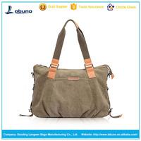 European style canvas tote bag canvas shoulder bag hand bags for women