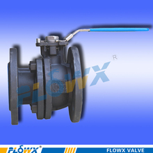 New style factory direct long handle ball valve