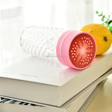 functional novelty drink bottles with squeezer