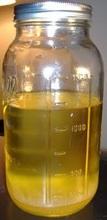 Biodiesel, B100 (Canola oil)