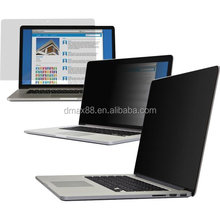 Factory price! 360 degree anti-scratch privacy screen protector for Dell XPS 10 laptop