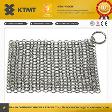 2015 NEW PRODUCTS Stainless Steel Scrubber /Chainmail Scrubber/Stainless Steel Chainmail