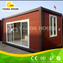 Beautiful steel frame housing prefab home,prefab container house