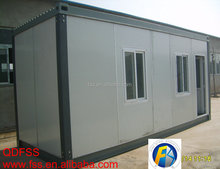 removable low price prebuilt container houses