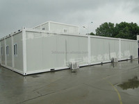 china Flexible prefabricated labour mobile house camp container