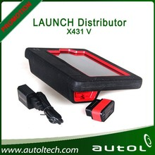 20%off promotion!!! 100% Original Launch X431 V WIFI/Bluetooth Tablet Full System Diagnostic Tool update in any country