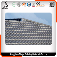 Cheap Colorful Stone Coated Aluminum Zinc Corrugated Metal Roofing Sheet