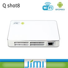 Concox Q shot8 mobile phone projector android mini pocket projector viedo projector