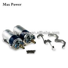 Univesal install out side High Flow fuel injection pump silver suit for Racing cars.
