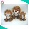2015 custom cute lion teddy bear soft toy for sale
