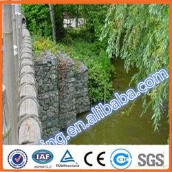 round welded gabion box / cost of gabion baskets (manufacturer)