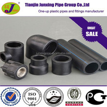 Flexible high density hdpe plastic large diameter drainage pipe