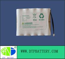 Compatible 6.0V Nimh Battery Pack Battery Pack: 6.0V NiMH 2200 mAh Battery Packs Nimh Battery Pack