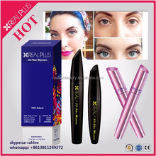 3 times REAL PLUS lengthening fibre mascara 3d