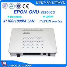Ftth epon 4ge onu cable ethernet optical fiebr 3g modem