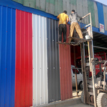 Durable Best-Selling 5.0mm thick metal roofing philippines
