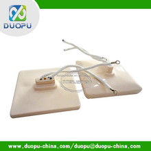 Hollow type ceramic infrared ceiling panel heater