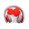 Warmly headband Stereo Bluetooth Headphone with microphone for Winter